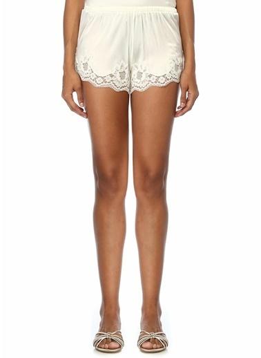 Dolce&Gabbana Şort Beyaz